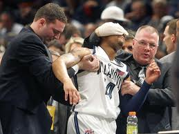 Worst Sports Injuries: Allan Ray had his eye poked out during college basketball game
