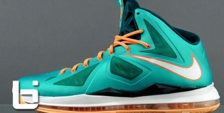 *New* Nike X Lebron Atomic Teal