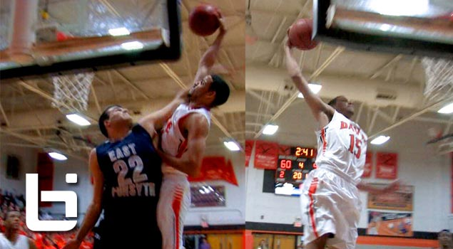 6'6″ Caleb & Cody Martin are a Dangerous Duo: NC State Bound Twins Junior Mixtape