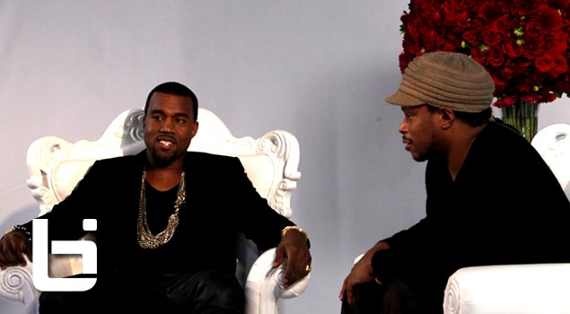 Kanye West Goes On Another Rant About MTV Hottes Mc List+Puts Sway on Blast?