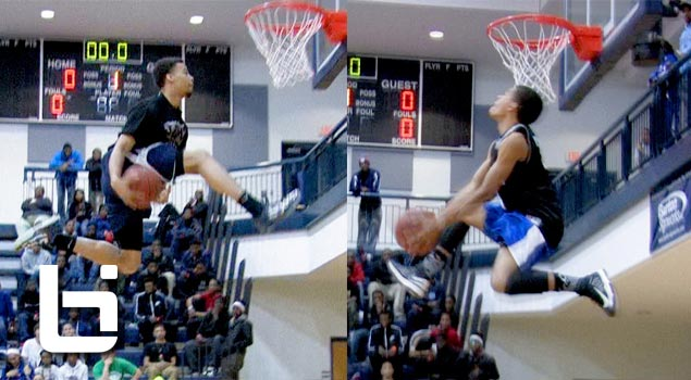 Craig Hinton Has CRAZY Bounce!! Shines at 2013 Triad All-Star Classic: Recap ft Top Talent in the Triad Section of NC