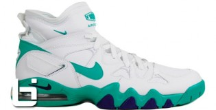 Nike Air Max Strong White/Violet Force Atomic Teal