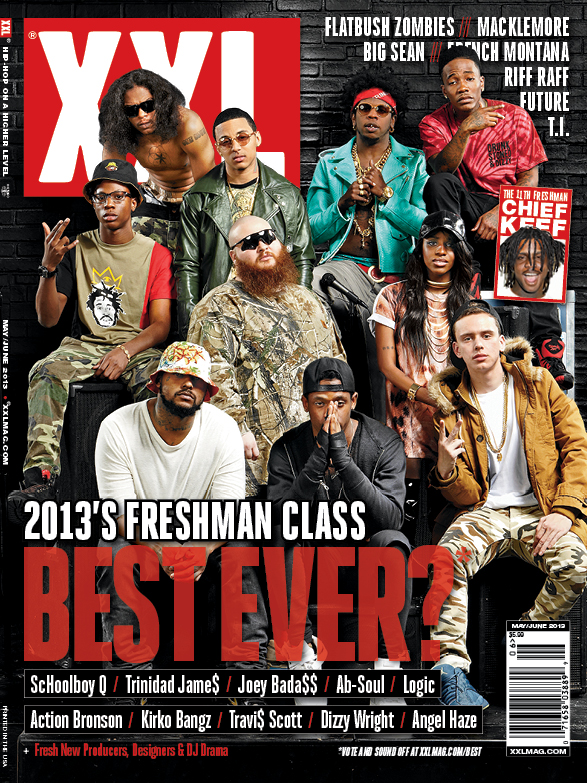 XXL Freshman Class 2013 Revealed Best Ever?