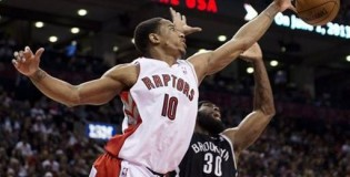 DeMar DeRozan torches the Nets for 36 points &#8211; jumpers galore