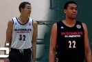 Jabari Parker & Aaron Gordon SHINE At McDonald's All American Day 1 Practice!! Highlight Mix!