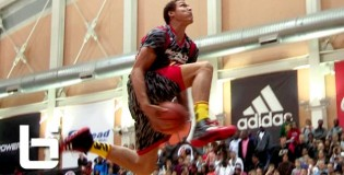 2013 McDonald's All American Dunk Contest The BEST High School Dunk Contest EVER!? Andrew Wiggins, Aaron Gordon & Chris Walker SHUT IT DOWN!!