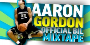 Aaron Gordon INSANE Senior Year Mixtape!! ABSOLUTELY Shuts It DOWN All Season!!! CRAZY Highlights!
