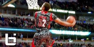 Aaron Gordon 6 NASTY Dunks In McDonald's All American Game!! Which Was The Best one!?