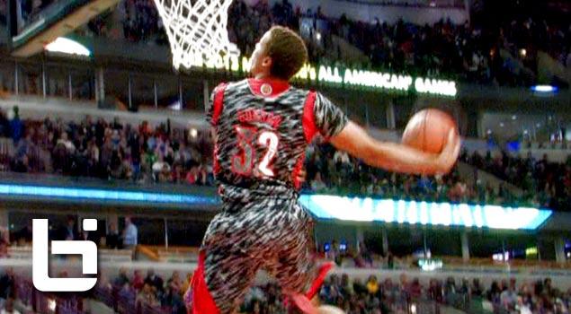 Aaron Gordon Dunks His Way to McDonald's Game MVP