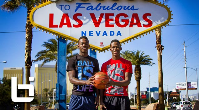The Vegas Duo: Allen Twins Ready for Ballislife All-American Game