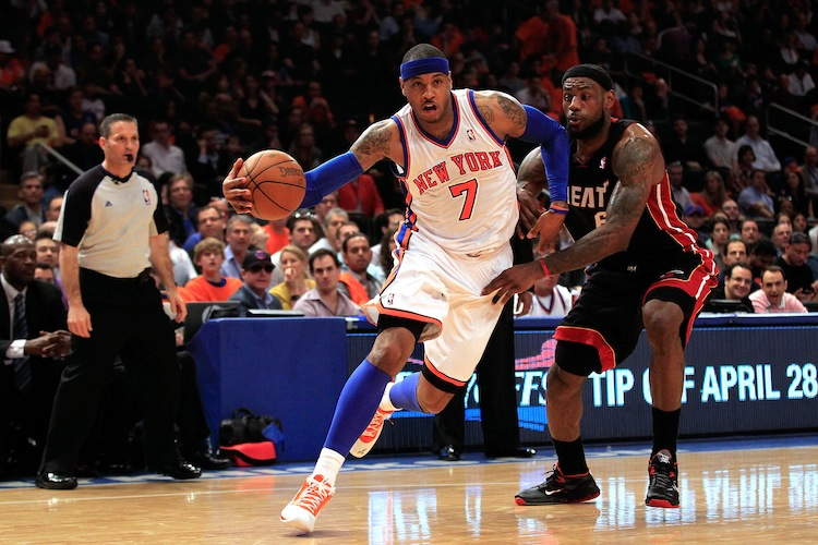 nyk takeover melo passes lebron in jersey sales after