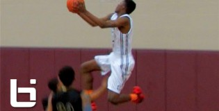 6'7″ D'Angelo Allen aka -The Spyda – IS One Of The NASTIEST DUNKERS In The SOUTH!!