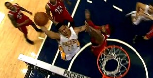 Gerald Green's Filthy Dunk All Over Josh Smith From Tonight! Grown Man's Jam!