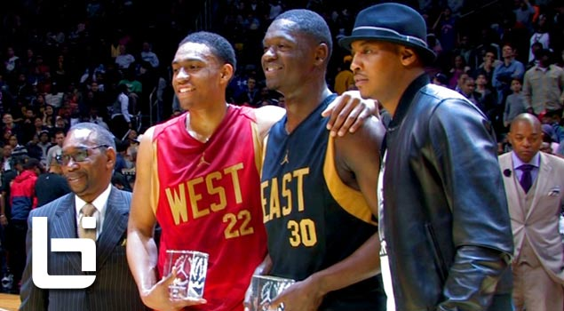 Jabari Parker & Julius Randle are Co-MVPs at 2013 Jordan Brand Classic