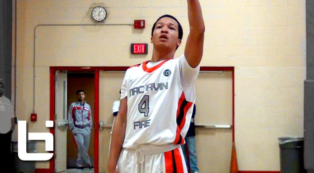 Jalen Brunson Breaks Out in NY2LA Event | Sophomore with Game