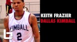 6&#8217;5&#8243; Keith Frazier Has NBA Range-! Official Ballislife Senior Mix &#8211; SICK HIGHLIGHTS