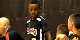 LeBron James Jr. highlight reel from Disney AAU Championships &#8211; Looks Just Like His Dad
