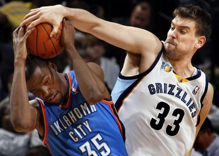 Marc Gasol wins Defensive Player of the Year – 2nd Grizzly to ever win a major NBA award