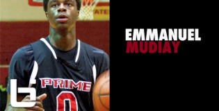 6'4″ Emmanuel Mudiay IS The BEST PG of 2014! – Official BallisLife Junior Season Mix!