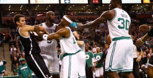 NBA Fights of 2012-13 Season