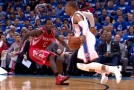 Russell Westbrook Breaking Ankles Last Night vs The Rockets!