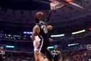 Taj Gibson Demolishes Kris Humphries On The Dunk!