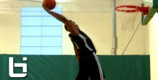 Aaron Gordon SICK Mailman Pose In-bounds Oop! McDonald's All American Day 2 Practice Highlights!
