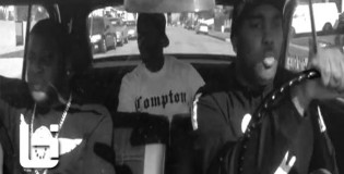 "Kendrick Lamar & Problem S/o ""AD"" For New Compton Video ft Eazy E"
