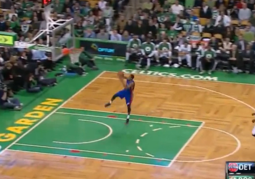 Brandon Knight misses a wide open layup