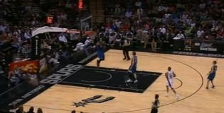 Derrick Williams SICK Double Pump 360  Dunk
