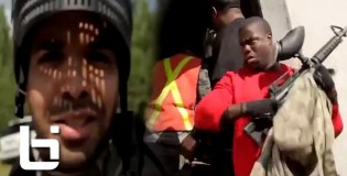 COMEDY:Kevin Hart Goes Paint Ball Shooting With Drake