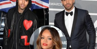 Drake Talks About Taking Rihanna From Chris Brown + Says He Makes Better Music Than Him?