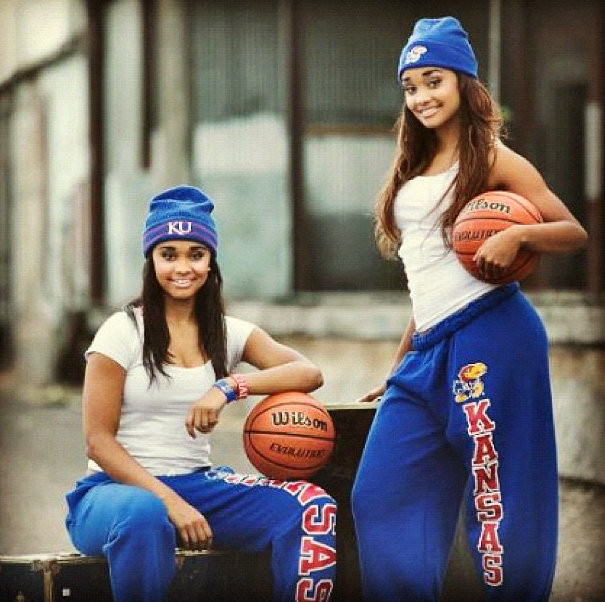 Meet the very fine and talented Gonzalez Twins. Sisters ...
