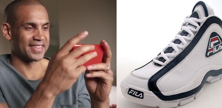 Commercial: Meet Grant Hill, his Windows Phone & Fila 2 Retros