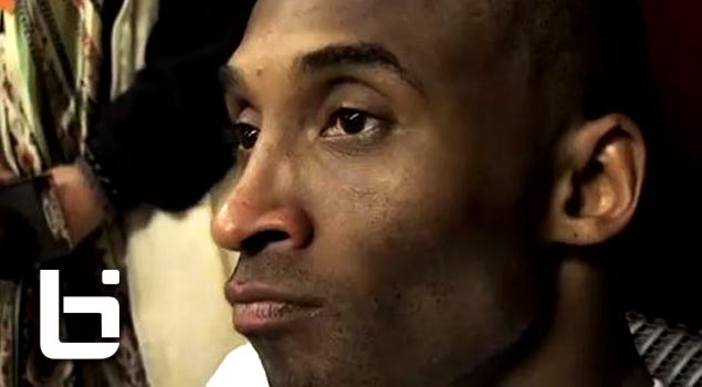 Kobe Speaks On Why He Wasn't On The Floor During Shaqs Jersey Retirement