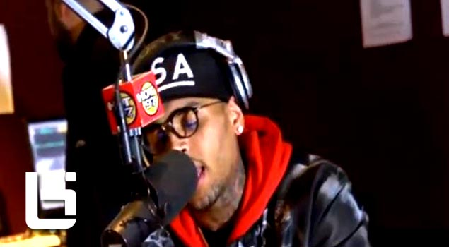 Chris Brown Disses  Drake AGAIN?+ Freestyles Over Started From The Bottom