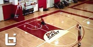 Max Hooper Breaks 3-Point Record By Hitting 108 Shots On First Try In 5 Minutes!