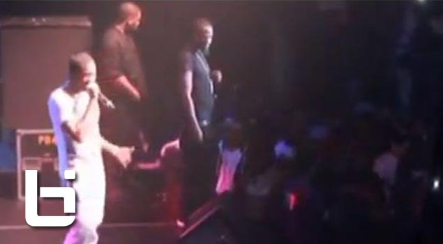 Meek Mill Disses Cassidy During Freestyle In NYC+ Says Cassidy Doesn't Want to Battle?