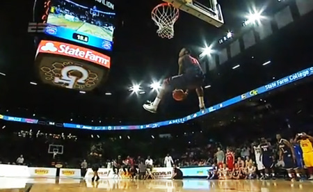 Ballislife | Doug Anderson NCAA Dunk Contest