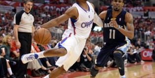 Pic of the Day: Chris Paul flopping?