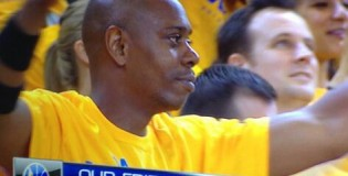 Dave Chappelle was at the Warriors game! | Best of Chappelle Show