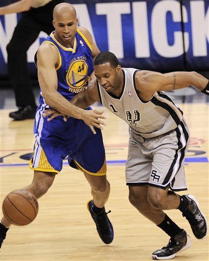 Richard Jefferson, Tracy McGrady