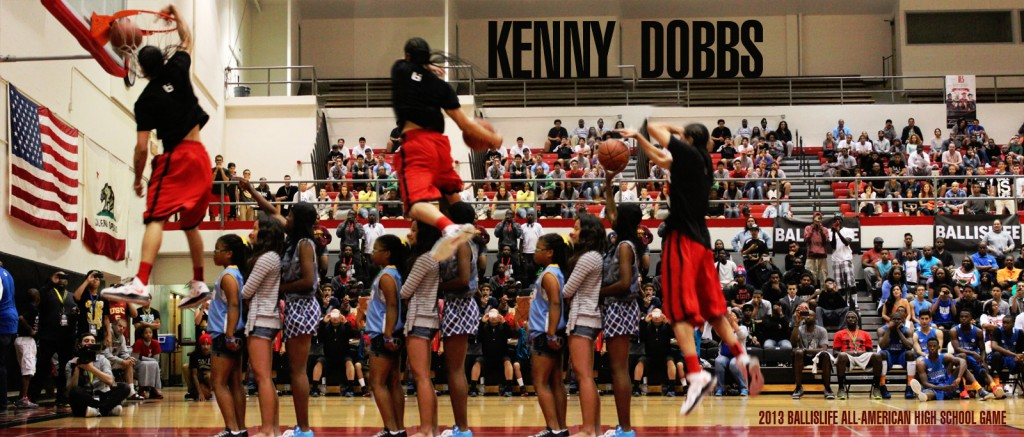 Ballislife | 2013 Ballislife All American Game Dunk Show Kenny Dobbs