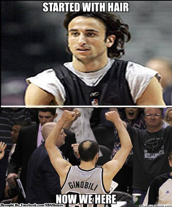 Meme of the Day: Manu – Started with Hair, Now We Here!