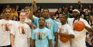 CRLGood Life Foundation Dunk Contest w/ G-Smith, Sir Issac & 5'5″ Porter Maberry