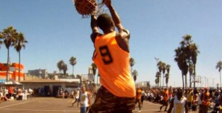 "AJ Harris aka ""Chosen One"" Sick VBL Summer Highlights"