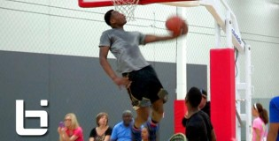 Deonte Burton INSANE Reverse Dunk SHUT DOWN! Zach LaVine KILLS Eastbay at Ballislife Run!