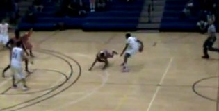Jesmon Walker Embarrasses The Defender By Dropping Him Then Draining 3!! Sick Play!