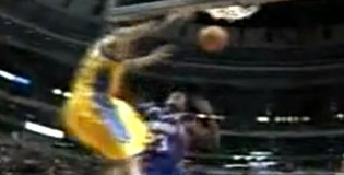 Derrick Rose's NASTY Windmill Back in High School Then Dunks On Defender On The Very Next Play!