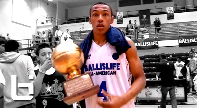 Butler Committ Elijah Brown Senior Ballislife Mixtape